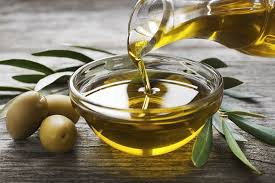 Olive-oil-pouring
